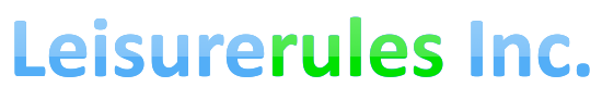Leisure Rules logo